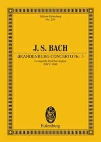 Brandenburg Concerto No. 3 in G Major BWV 1048