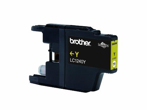 BROTHER LC1240Y Tinte gelb 600Seiten