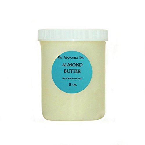 Almond Butter Pure Organic 8 Oz