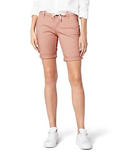 492101daac30 ONLY NOS Onlparis L Long Chi Belt Shorts Pnt Noos, Pantalones Cortos para  Mujer, Rosa (Rose Dawn), 40 (Talla del Fabricante: 38)
