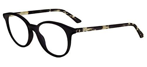 Dior Brillen MONTAIGNE 47 BLACK CRYSTAL HAVANA Damenbrillen