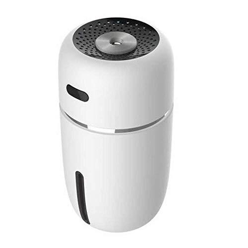 Multifunktions-Luftreiniger: USB Luftbüro Luftreinigung stumm Luftbefeuchtung keine Strahlung warm warmes Licht (4 Farben),A