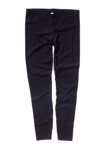Bella+Canvas: Cotton Spandex Legging 812, Größe:L;Farbe:Black