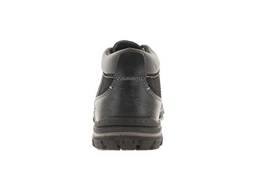 Skechers - Braver Archon, Scarpe stringate oxford Uomo Black