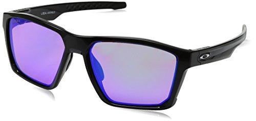 Oakley Herren Targetline 939705 Sonnenbrille, Grau (Polished Black), 58