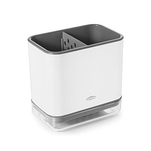OXO Good Grips Utensilienhalter für die Spüle, Plastik, kunststoff