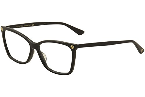 Gucci Frame - BLACK-BLACK-TRANSPARENT