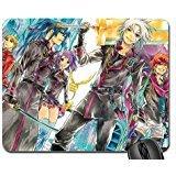 Allen Walker D Gray Man Hoshino Katsura Howard Link Kanda Yuu Lavi Lenalee Lee mouse pad, Mousepad (25,9x 21,1x 0,3cm)