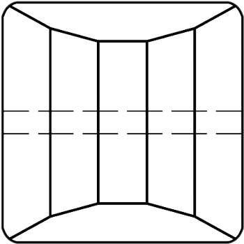 Original Swarovski Elements Beads 5624 MM14,0 - Crystal AB (001 AB) ; Packing Unit: 72 pcs. Crystal (001)