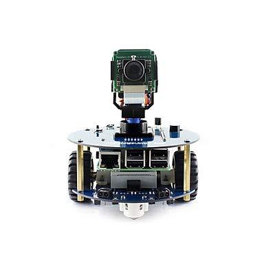 Module & Accessory per i Kit Arduino, wavhare alphabot2-pi3 b + (en) alphabot2 Kit di Costruzione Robot per Raspberry pi 3 Modello b + per Arduino.