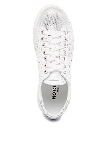NO CLAIM Well Damen Sneaker weiss/grau