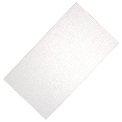 Multifunktionstuch Schlauchtuch aus Mikrofaser - verschiedene Muster - für Motorradtuch Snowboardtuch Fashion etc! (Weiß)