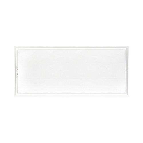 NOVY Pureline techo Campana 6849lacado blanco externo