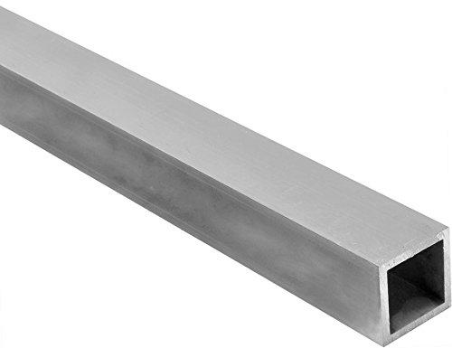 Riggatec Alu-Rohr Vierkant 40x40x4mm Länge 3,0 mtr. -