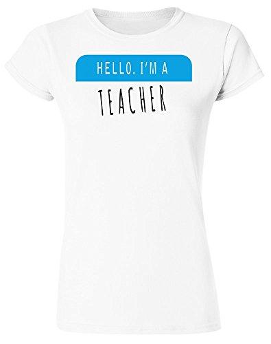 Hello. I'm A Teacher Women's T-Shirt
