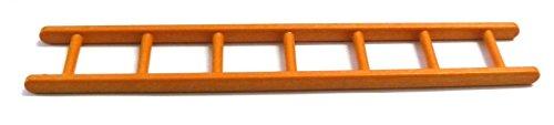 playmobil ® - Leiter - für Burg Ritterburg Fachwerkhaus - ca. 15.5 x 2.4 cm - hellbraun/beige