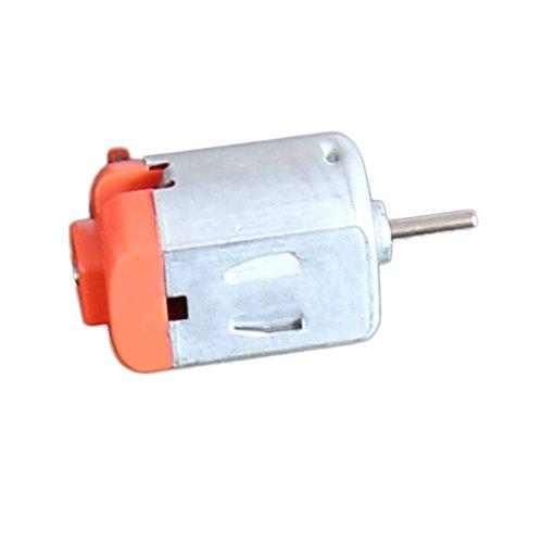 Micro 130 DC-Motor für DIY vierrädrige Kraft wissenschaftliche Experimente Modellschiff Spielzeug Appliance Mini Motor