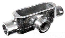 Preisvergleich Produktbild Topaz topt2g7 T Typ Kabelschutzrohr Body