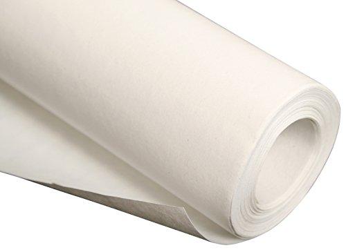 Clairefontaine 95701C Rolle Kraftpapier, 60g Weiß
