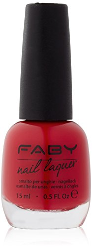 Faby Nagellack Wear Your Color, 15 ml