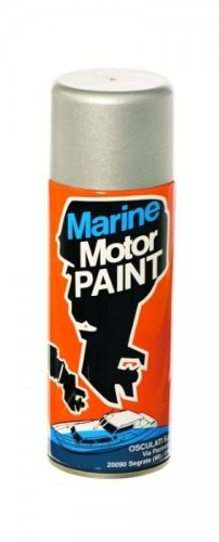 400 ml Motor Farbspray Honda gold grau metallic