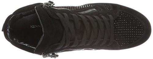 Kennel und Schmenger Schuhmanufaktur - Sneakers Donna Nero (schwarz/black Sohle schwarz 480)