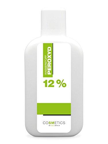 SM-55 - 1 Liter 12% Wasserstoffperoxid Flüssig - H2O2 - Wasserstoffperoxyd - Blondierung
