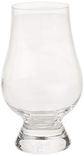 Glencairn Whiskey-Glas Kristall, 2 Stück Geschenk-Set, farblos