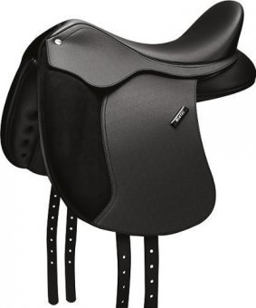 Selle WINTEC 500 Dressage - noir