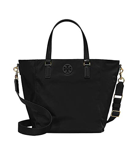 Tory Burch Damen Shopper Tilda Nylon Small Schwarz