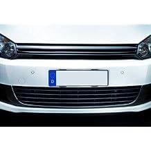 Dos Sin marco Universal Soporte de matrícula DELUXE Para coche Característica