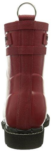 Ilse Jacobsen Rub2-323, Bottes de Pluie Femme Rouge (weinrot (323))