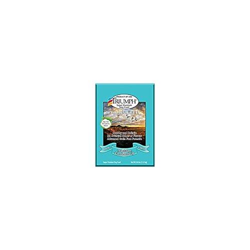 Triumph Premium Welpenfutter Ente Kichererbse und Sweet Potato Rezept Hundefutter 26LB