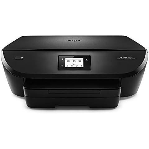 HP ENVY 5545 - Impresora multifunción (inyección de tinta térmica, WiFi, compatible con HP Instant Ink, 300 x 300 DPI, 1200 x 1200 DPI, A4, 210 x 297 mm), negro