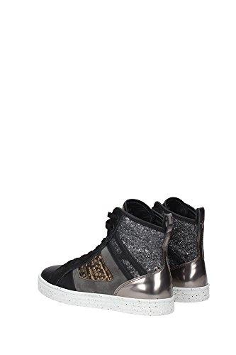 Sneakers Hogan Donna - (HXW1410S650EKK0BB8) EU Nero