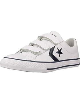 Converse Lifestyle Star Plyr 3v Ox, Zapatillas para Niños