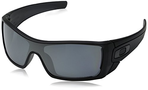 26981fb6073555 Promotion en cours Oakley Batwolf Lunettes de soleil Matte Black Ink Black  Iridium Polarized