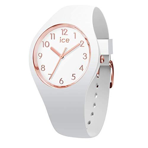 Ice-Watch Reloj Analógico para Mujer de Cuarzo con Correa en Silicona 15337
