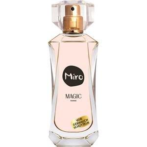 Miro Magic femme Eau de Parfum, 1er Pack (1 x 50 ml)