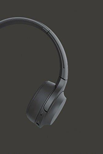 Sony WH-H800 Kabelloser High-Resolution Kopfhörer (Bluetooth, Headset-Funktion, bis zu 24 Stunden Akkulaufzeit, faltbar) - 6