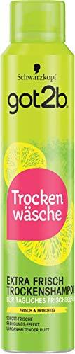 Schwarzkopf got2b Trockenshampoo extra frisch, 200 ml