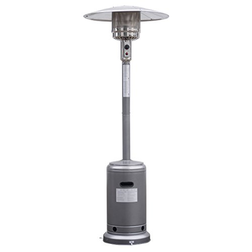 costway-1300w-gas-patio-heater-stainless-steel-outdoor-garden-fire-pit-stain-gray