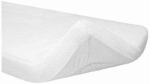 Italbaby 020.0020 coprimaterasso spugna lettino, bianca