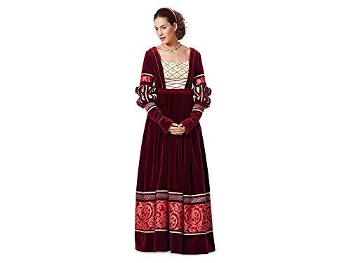 Burda 7171 Schnittmuster Historisches Kleid, Renaissance, Gr. 38-48 (Größe Renaissance-kleider Plus)