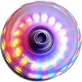 Flashing Light Up Rollerskate Wheels - Pack Of 4