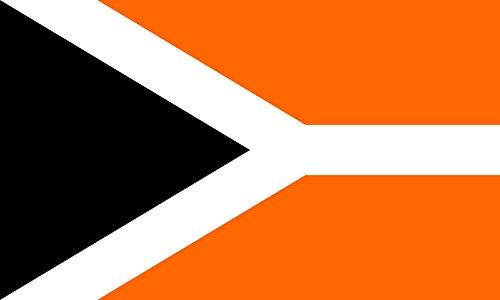 magFlags Flagge: Large Provincia de Los Santos antigua | Former pre-2011 flag of Los Santos province | Anterior de la provincia de Los Santos Panamá | Querformat Fahne | 1.35qm | 90x150cm