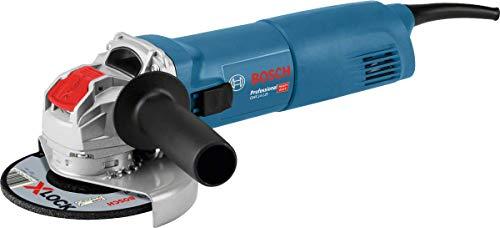 Bosch Professional Meuleuse Angulaire X-Lock GWX 14-125 (1400 W, Ø de meule : 125 mm, Boîte...