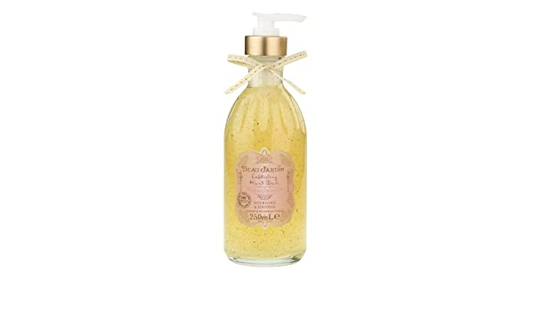 Beau Jardin Rose & Geranium Exfoliating Hand Wash: Amazon.co.uk ...