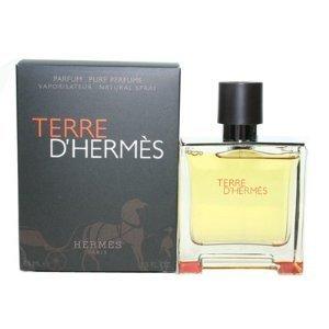 Hermes - Terre d'Hermes - 5ml Pure Perfume / EDP Mini Splash