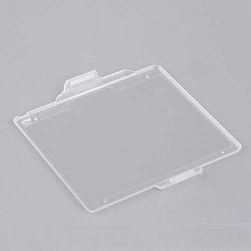 Protector Pantalla LCD Transparente Pastic Duro Cubierta